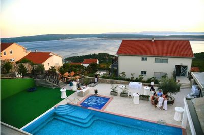Elegant & Modern Villa With Swimming Pool in Dramalj, Crikvenica Riviera