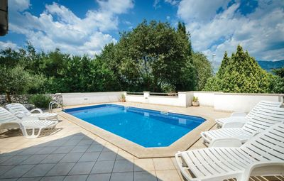 Holiday Home with Pool and Children Playground in Konavle, Dubrovnik Area