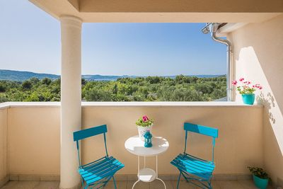 Sea View Villa with Pool and Boat Mooring in Riviera Sibenik