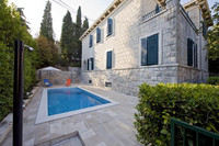 Luxury Stone Villa with Pool in Split, Dalmatia