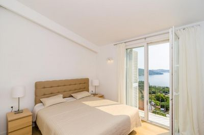 Gorgeous Sea View Villa with Pool in Zupa Dubrovacka near Dubrovnik