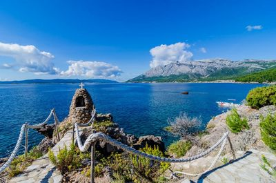 Beautiful Authentic Peljesac Seafront House with Private Beach Sauna and Fitness Room