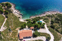 Traditional Stone Villa with Pool, Private Beach, and Own Helipad Peljesac Peninsula