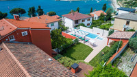 Lovely Vacation Villa near Beach near Pula Istra