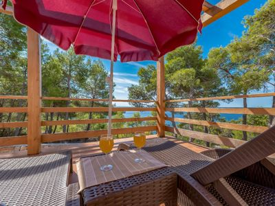 Luxury Beach Villa Drvenik Veliki