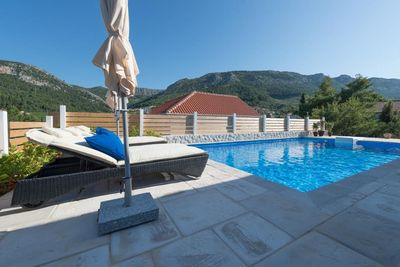 5 Star Villa with Pool, Sauna, and Fitness Room in Island Hvar