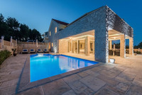 Top Modern Island Hvar Villa with Pool