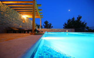 Croatian Stone Villa with Pool in Zadar Region