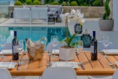 Exclusive Luxury Villa in Front of the Beach Korcula