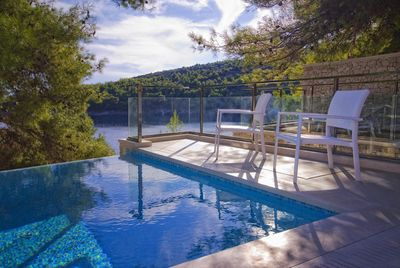 Exclusive Beachfront Villa Island Brac