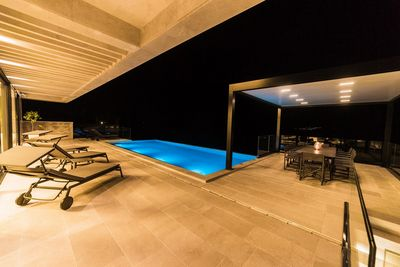 Exclusive Dubrovnik area Villa with Private Beach
