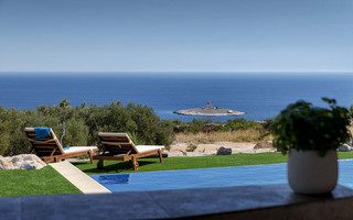 Luxury Sea View Villa Hvar with Pool and Beautiful Yard