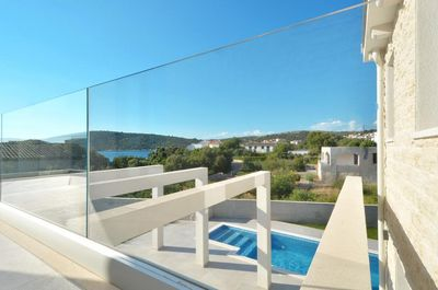 Superb Sea View Villa with Pool Riviera Rogoznica