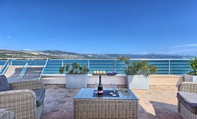 Luxury Croatia Beach Villa near Trogir