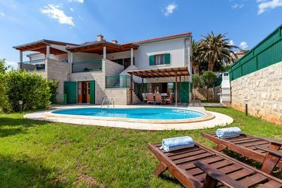 Island Hvar Delightful Villa with Pool
