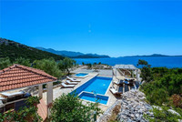 Amazing Luxury Villa with Heated Pools and Private Beach Dubrovnik Riviera