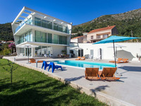 5 Star Luxury Sea View Villa in Dubrovnik Region