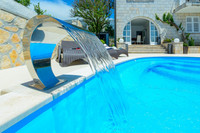 Spacious Dubrovnik Holiday Villa with Amazing Garden and Pool