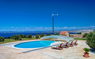 Luxury Seaview Villa Hvar