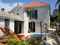 Charming Croatian House Mirca