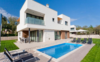 Umag Luxury Villa with Pool