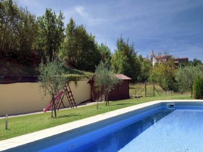 Countryside Istrian villa with pool Momjan 14