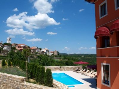 Luxury countryside villa with pool Oprtalj 24
