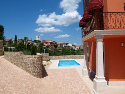 Luxury countryside villa with pool Oprtalj 27