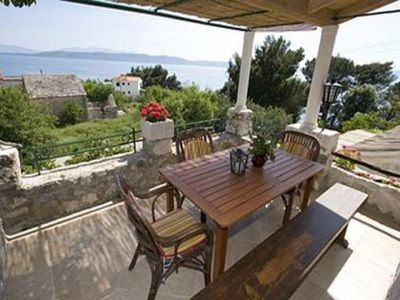 Charming Croatia house Igrane 16
