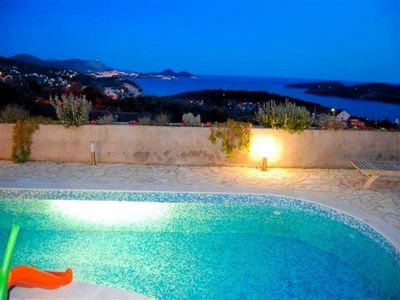 Croatia villa with pool Orasac 11