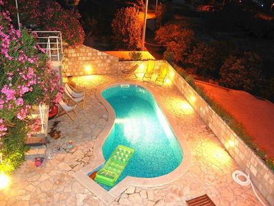 Croatia villa with pool Orasac 27