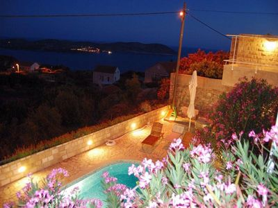 Croatia villa with pool Orasac 28
