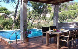 Croatian Villa With Pool Bobovisca, Island Brac