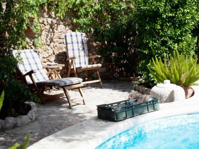 Charming villa with pool Nemira 11