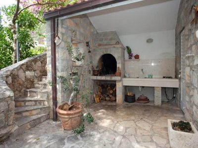 Charming villa with pool Nemira 12