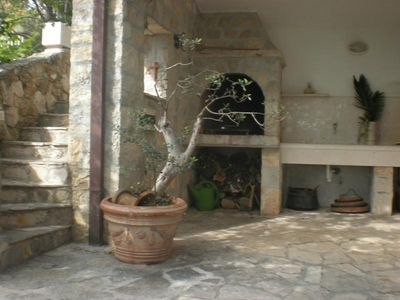 Charming villa with pool Nemira 18