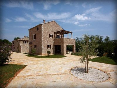 Istria countryside villa with pool 18