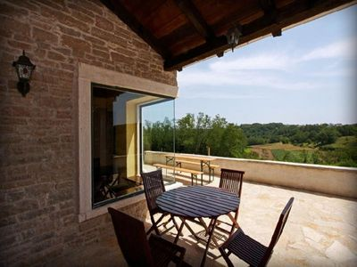 Countryside Istrian villa with pool 7