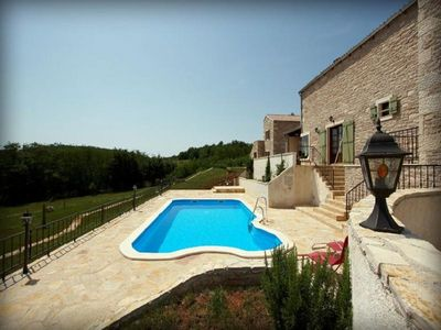 Countryside Istrian villa with pool 8