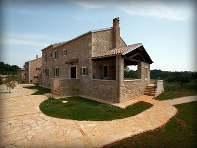Countryside Istrian villa with pool 17