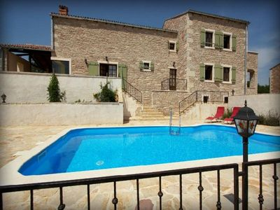 Countryside Istrian villa with pool 18