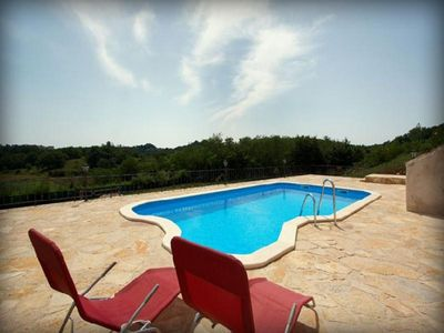 Countryside Istrian villa with pool 22