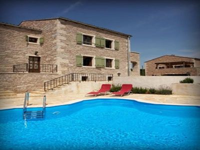 Countryside Istrian villa with pool 23