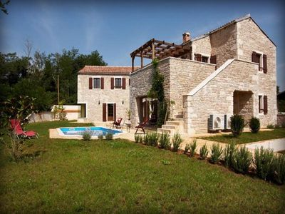 Charming countryside villa with pool in Istria 18