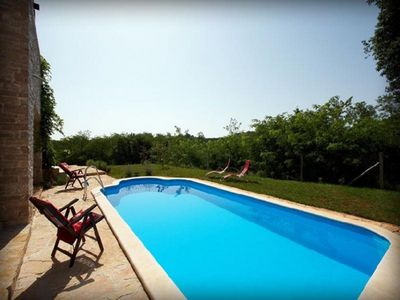 Charming countryside villa with pool in Istria 20