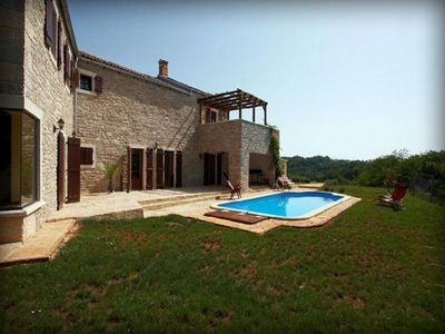 Charming countryside villa with pool in Istria 21