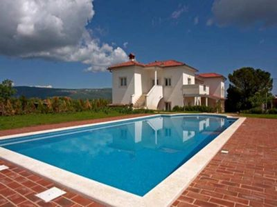 Luxury villa with pool Rakalj 23