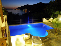 Stone House with Pool and Magnificent Sea View Brela