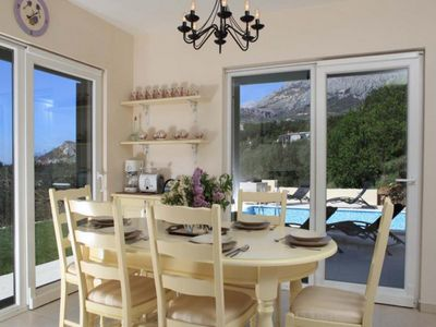 Exclusive villa with pool Makarska 10