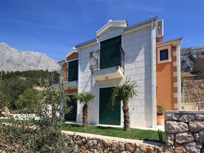 Exclusive villa with pool Makarska 38